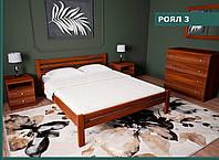 Деревянная кровать «Роял 3»