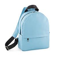 Рюкзак Fancy mini черный флай светло голубой