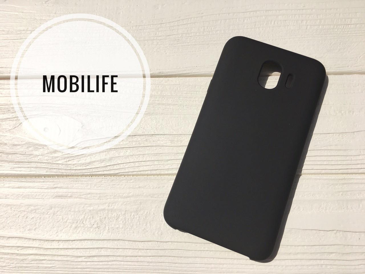 Чехол Original case Samsung J4 2018 (J400) черный