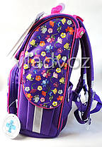 Школьный каркасный рюкзак для девочек маленький понни  LP Pony Kite, фото 3