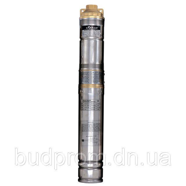 Скважинный насос SPRUT QGDa 1,2-100-0.75 + пульт управления