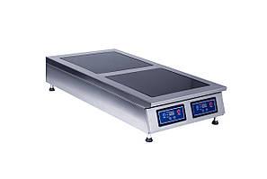 Плита индукционная 2х конф. настольная SKVARA SIT 2.4 - 2 кВт