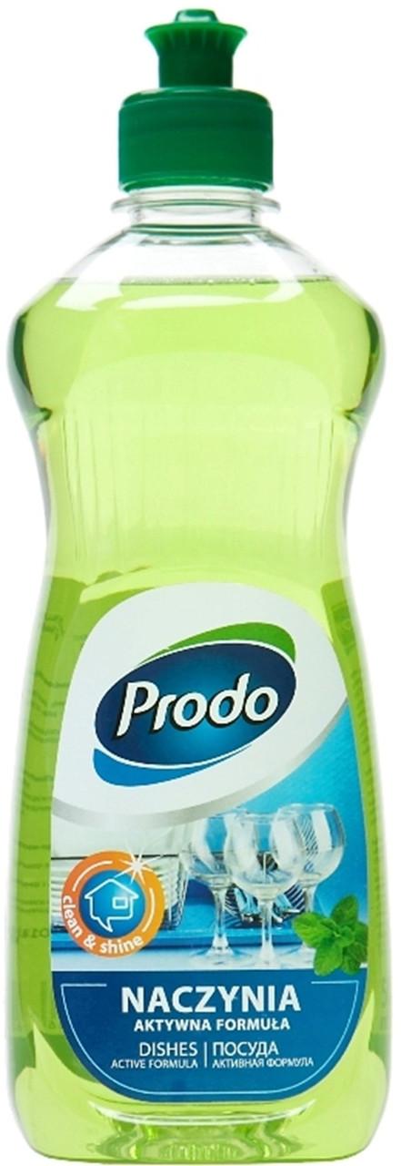 """Активная формула для посуды """"Мята"""" 500 мл """"Prodo"""", 863066"""