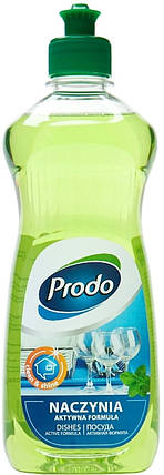 "Активная формула для посуды ""Мята"" 500 мл ""Prodo"", 863066 , фото 2"