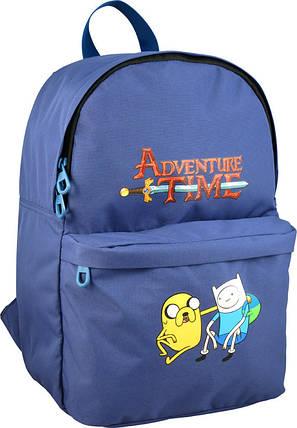 Рюкзак молодежный 18 л Adventure Time, KITE (Германия), фото 2