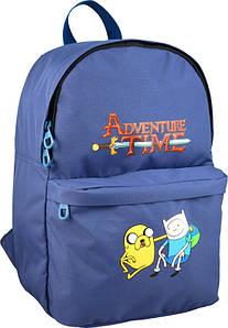 Рюкзак молодежный 18 л Adventure Time, KITE (Германия)