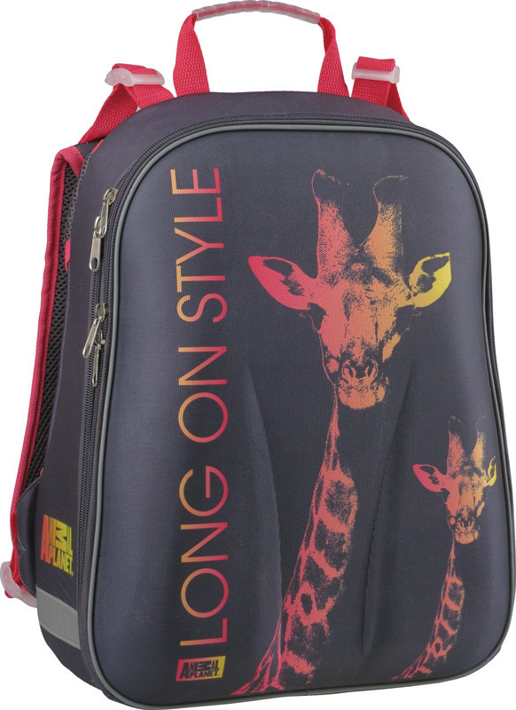 Рюкзак школьный каркасный 16 л Animal Planet, KITE (Германия)