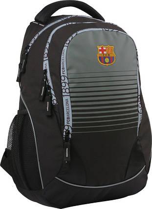 Рюкзак молодежный 23 л FC Barcelona, KITE (Германия), фото 2