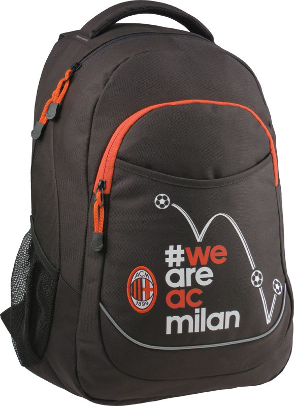 Рюкзак молодежный 23 л FC Milan, KITE (Германия)
