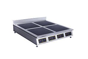 Індукційна плита 4х конф. настільна SKVARA - 3 кВт