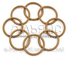 Набор колец фланцевых уплотнений ГСТ-90 (фторкаучук) (арт.1034)