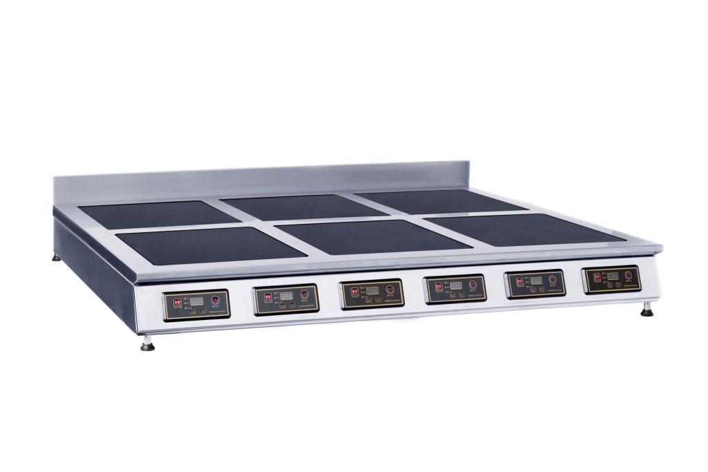 Плита индукционная 6-ти конф. настольная SKVARA SIT 6.12 - 2 кВт