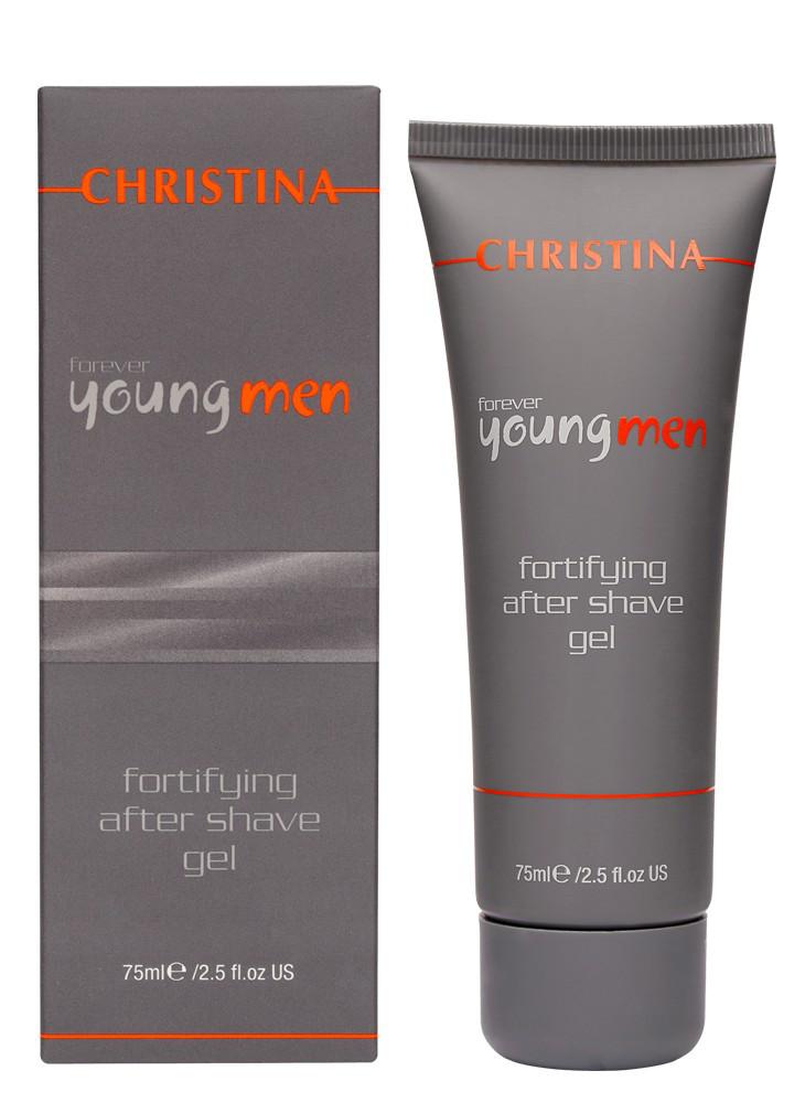 Forever Young Укрепляющий гель после бритья