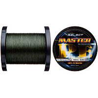 Select Master PE Green 1000m 0,08 мм 11 кг (18700185)