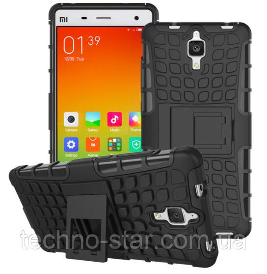 Бронированный чехол (бампер) для Xiaomi Mi4