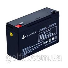Аккумуляторная батарея AGM Luxeon LX6120 6В 12АЧ