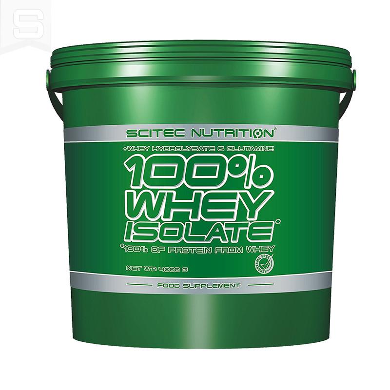 proteinpulver 4 kg