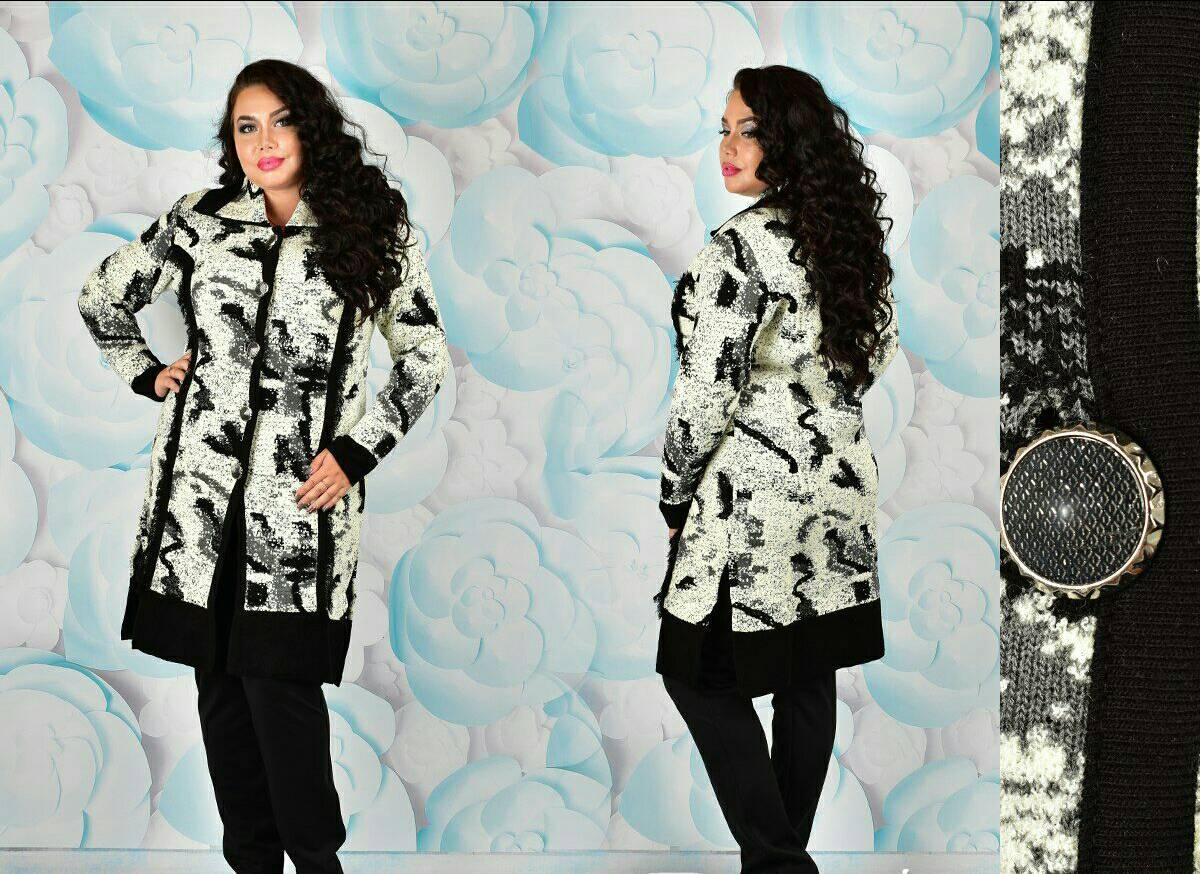 Пальто жіноче №545