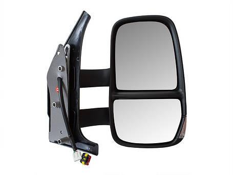 Зеркало в сборе электро  P Iveco Daily 06-, фото 2