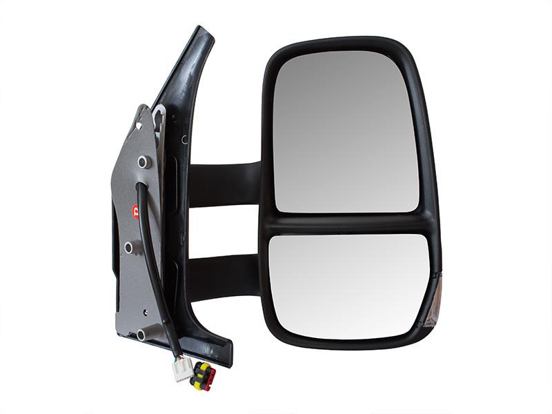 Зеркало в сборе электро  P Iveco Daily 06-