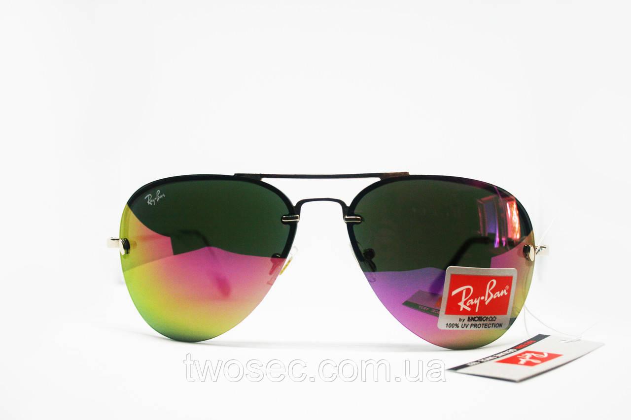 Солнцезащитные очки в стиле Ray Ban 002 C1 капля