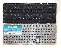 Оригинальная клавиатура для ноутбука Asus A401, A401L, K401, K401LB, K401L series, black, ru