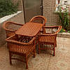Мебель из лозы 'Микро'