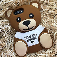 Медведь MOSCHINO для iPhone 7 Plus