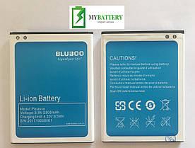 Оригинальный аккумулятор АКБ батарея Bluboo Picasso Li-ion 3.8V 2500mAh