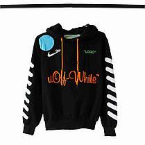Худи Off-white x Nike Black (ориг.бирка), фото 3