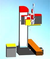 Концептуальная система измерения твердости горизонтального типа
