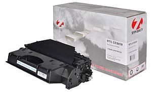 Картридж HP 05X (CE505X) аналог от 7Q Seven Quality для HP LaserJet P2055, P2055d, P2055dn, P2055x