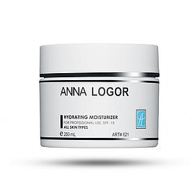 Крем зволожуючий для всіх типів шкіри Anna Logor Hydrating Moisturizer 250 мл Art.621