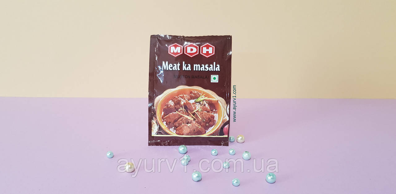 Индийская приправа для мяса / MDH Meat masala / 8 г