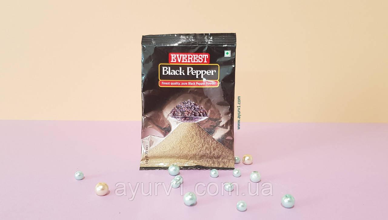 Молотый черный перец / Black Pepper, Everest / 10 g