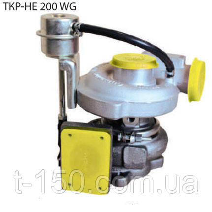 Турбина (турбокомпрессор) ТКР-HE 200 WG Дв.Cummins ISF 2.8 Газель Бизнес, Соболь, Газель Next, FOTON