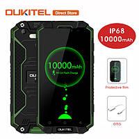 OUKITEL K10000 Max 5,5 дюймов смартфон с мощным аккумулятором 10000мAh