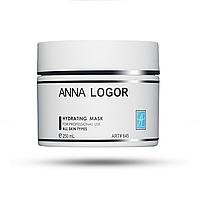Зволожуюча маска–гель для всіх типів шкіри Анна Логор / Anna Logor Hydrating Mask Код 645