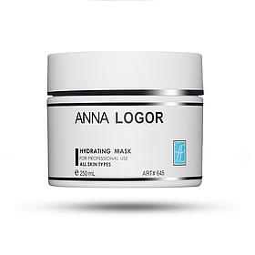 Маска-гель увлажняющая для всех типов кожи Anna LOGOR Hydrating Mask 250 ml Art.645