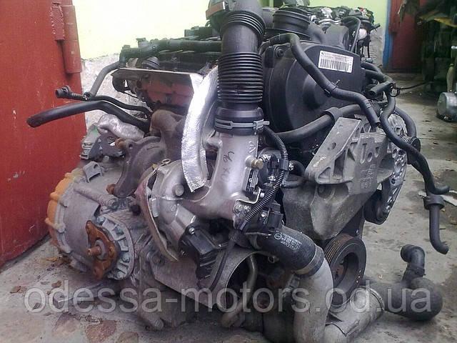 Двигатель Audi TT (8J3) 2006-2010 2.0TFSI тип мотора BWA, фото 1
