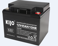 Аккумулятор Kijo JS 12V 45Ah AGM