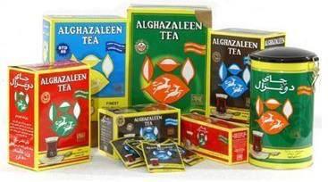 Чай листовой зеленый Do Ghazal tea Green Tea 250 г, фото 2
