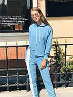 1e83d913323 Прогулочный костюм голубой в категории спортивные костюмы в Украине ...