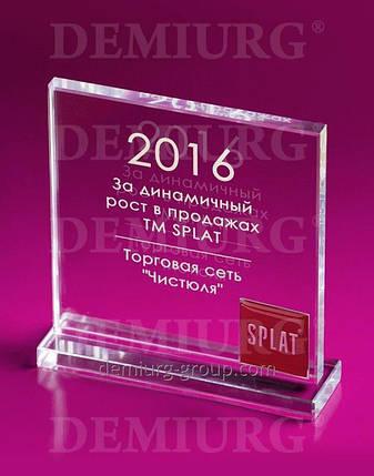 """Награда """"за динамичный рост в продажах """", фото 2"""