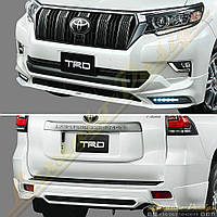 Обвес стиль TRD для TOYOTA Land Cruiser Prado 150 2017+