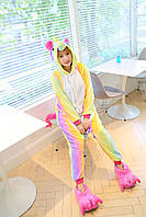 """Пижама кигуруми """"Радужный единорог"""", фото 1"""