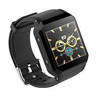 Умные часы King Wear KW06 на Android 5.1 с поддержкой 3G (Черный), фото 1