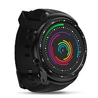 Умные часы Zeblaze Thor PRO с поддержкой 3G и Wi-Fi (Черный)