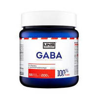 Гамма-аминобутират Gaba UNS 300g (для головного мозга)