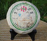 Чай Шен Пуэр Гао Шань Шен Бин 2007 год от 10 грамм